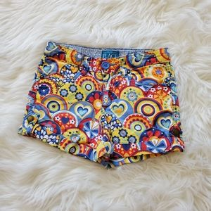 CP Cute Girls Shorts with Hearts